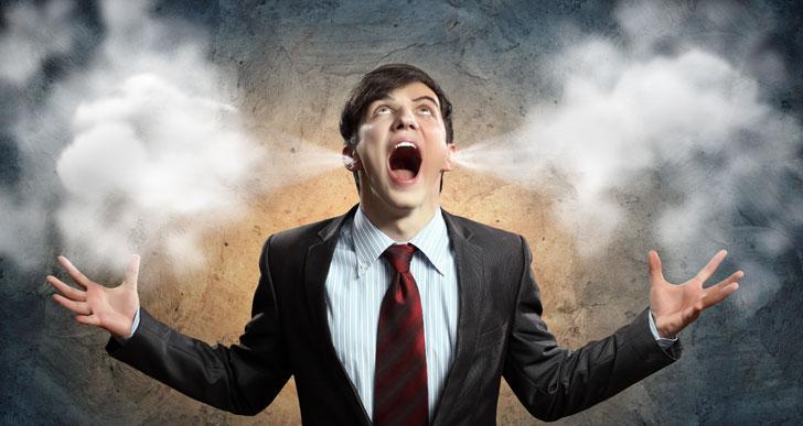 מחלת המחלות – הכעס