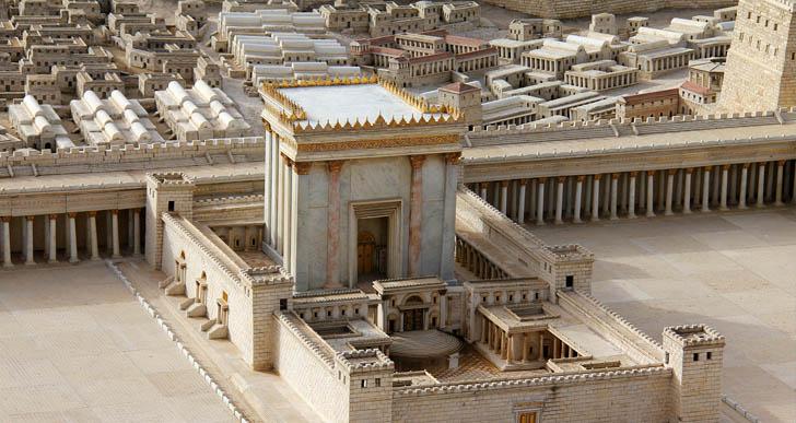 למלאות את הלב במחשבות על חורבן בית במקדש